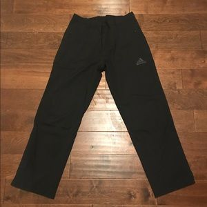 New Adidas CLIMAPROOF Rain Golf Pants SZ M